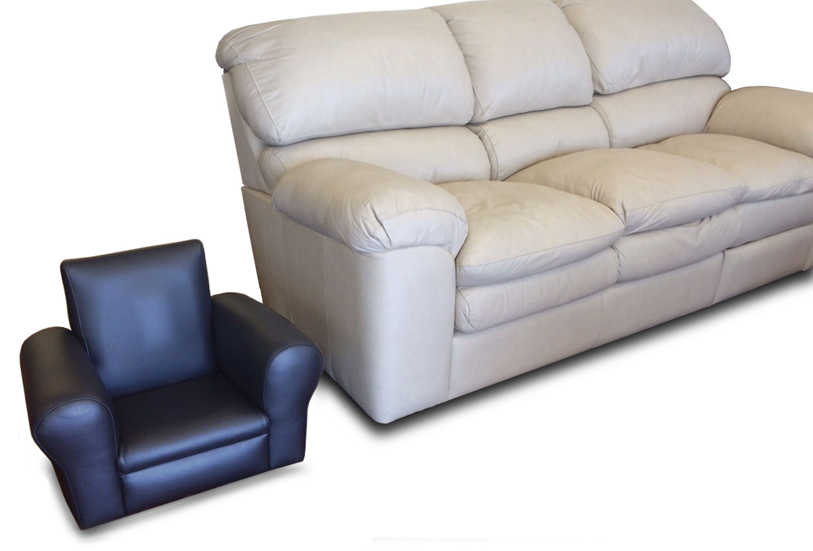 home theater leather sofa glider alec  the company