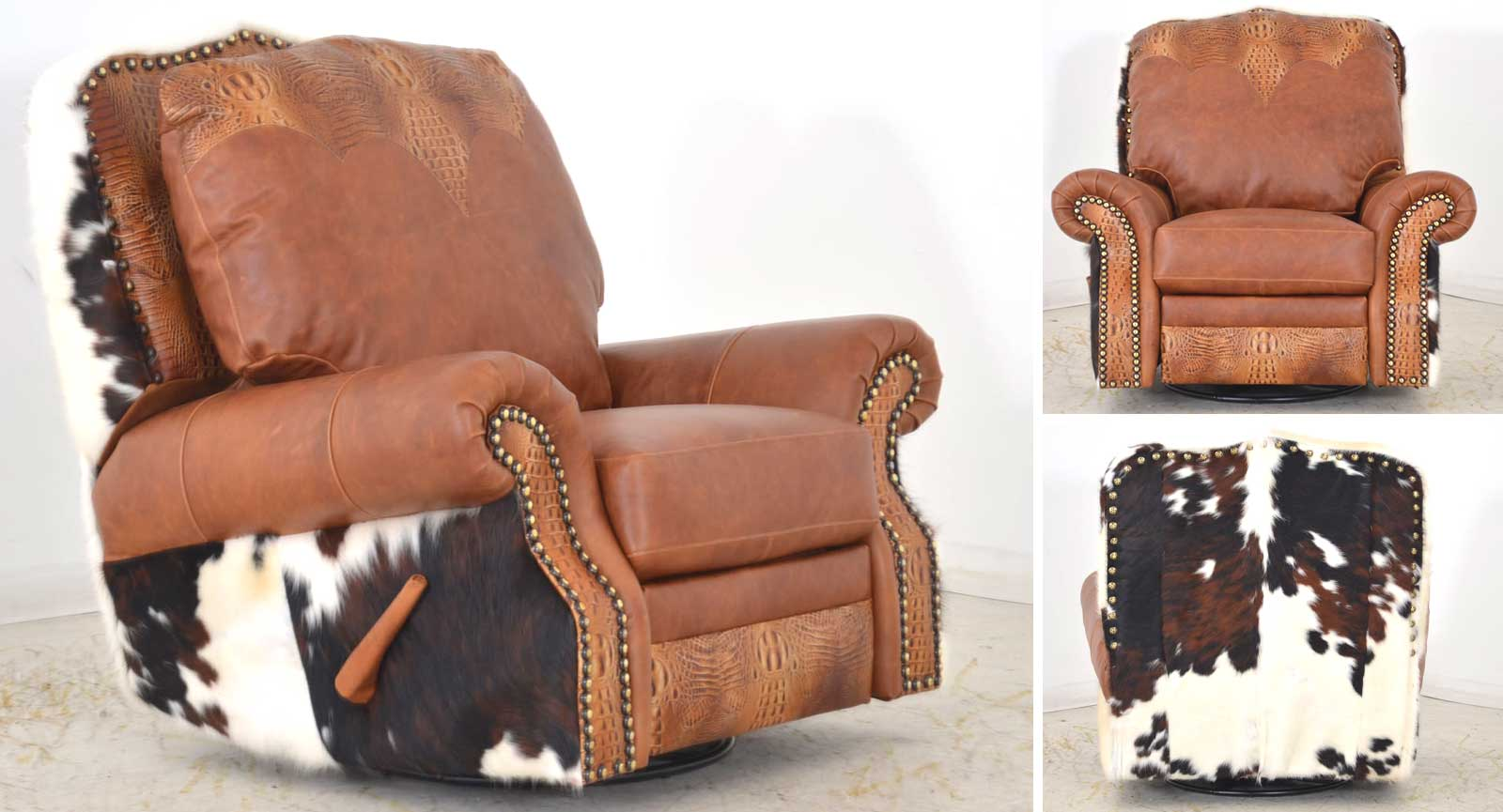 Hair On Hide Chair Milano Texas Home The Leather Sofa Company
