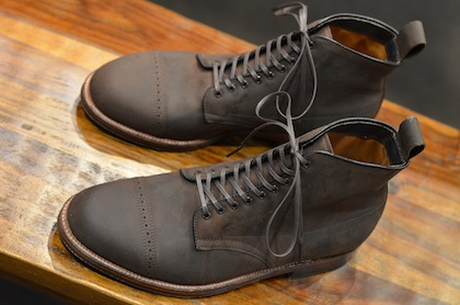 alden shoes the vintage