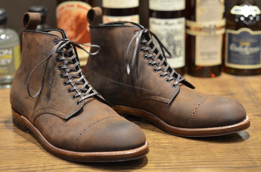 alden shoe vintage jumper