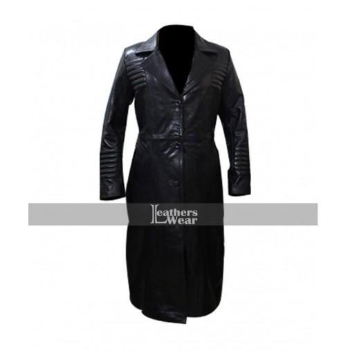 Mafia Coat Trench Costume