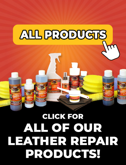 Leather Touch Up Dye : leather, touch, Leather, Repair, Kits|Bycast, Repair|Bicast, Repair|Leather, Kit|Leather, Products
