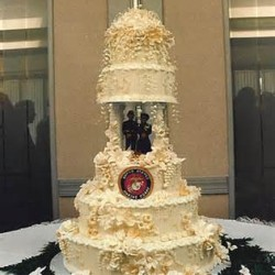 Military Theme Wedding Cakes Home