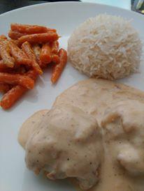 Recette Sot L'y Laisse De Dinde Curry Coco : recette, laisse, dinde, curry, Laisse, Dinde, L'eau, Bouche