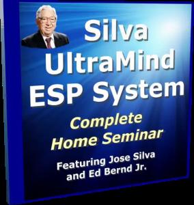 Silva Ultra Mind E.S.P. System Complete Home Seminar