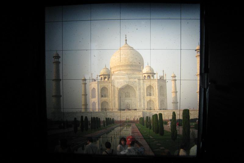 Agra, India - Taj Mahal, Hasselblad