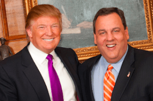 Trump and Christie