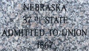 Nebraska stone - Mt Rushmore
