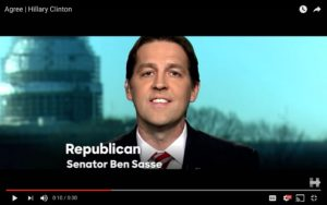 sasse-in-hillary-ad
