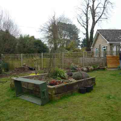 The New Garden – Part Two