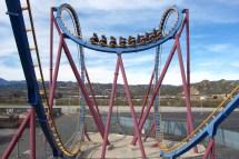 Six Flags Magic Mountain Roller Coasters