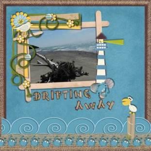 LeavingaLegacyDesigns-LifesABeach-DriftingAwaybumbleebeee