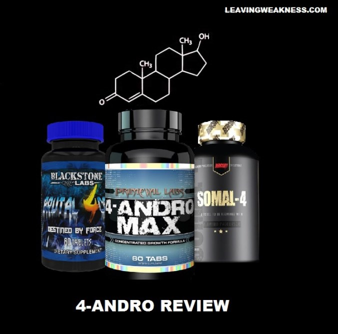 4-andro review