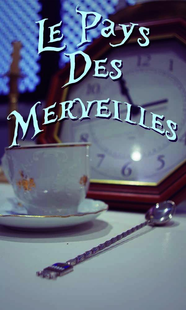 Escape Game Alice Au Pays Des Merveilles : escape, alice, merveilles, Escape, Paris, Merveilles