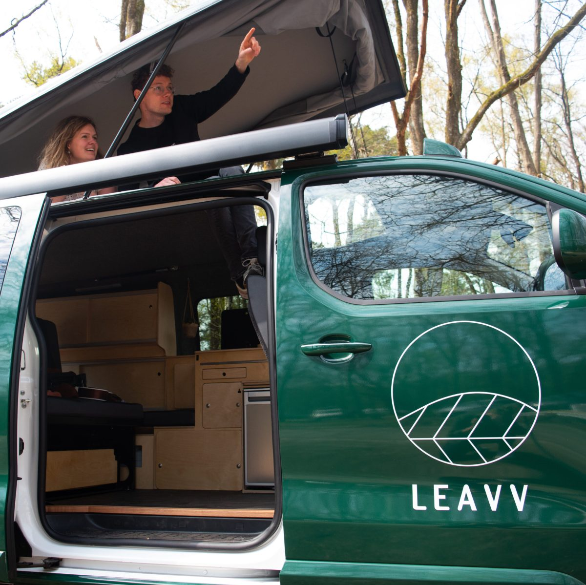 LEAVV campers