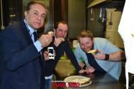 puok e med tommaso esposito a pizza elite pasqualino rossi callegari 50 egidio cerrone