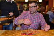 puok e med tommaso esposito a pizza elite pasqualino rossi callegari 87