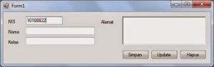 Tutorial Belajar Visual Basic.Net : Delete Data Didalam Ms. Access Dengan VB.Net