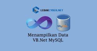 Menampilkan data Dari DataGridView Ke TextBox VB.Net