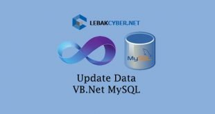 Update Data Di VB.Net Dan MySQL