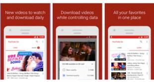 Aplikasi Youtube Hemat Data Hadir Di Indonesia