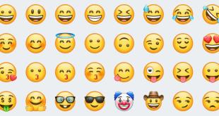 Emoji Yang Paling Disukai Pengguna iOS