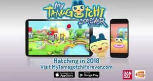 Game Tamagotchi Akan Hadir di Android dan iOS