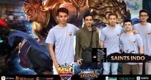 Juara Mobile Legends Indonesia Tidak Ikut Liga