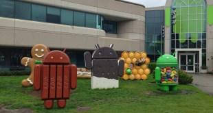 Satu Miliar Perangkat Android Gunakan OS Jadul