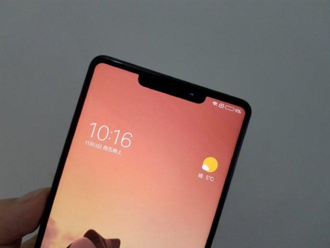Xiaomi Mi Mix 2s Akan Mirip Seperti iPhone X