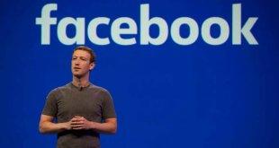Ini Dia Jumlah kekayaan Bos Facebook