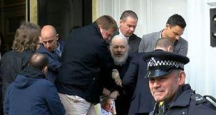 Julian Assange Disidang Karena Bobol Password