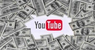 Google umumkan pendapatan YouTube