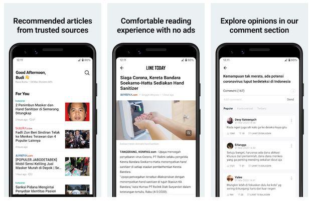 Aplikasi Untuk Baca Berita Terbaik