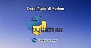Tutorial Python - Data Tuple di Python
