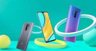 Spesifikasi dan Harga Smartphone Redmi 9