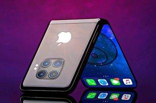 Kapan Apple Buat Ponsel Layar Lipat