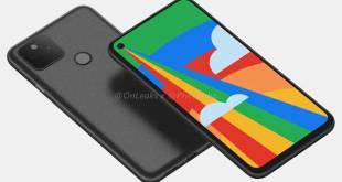 Spesifikas Smartphone Google Pixel 5