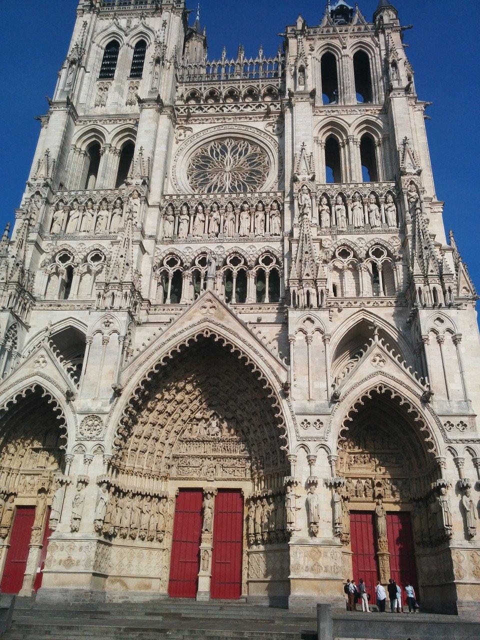Les Plus Grandes Cathédrales De France : grandes, cathédrales, france, Grandes, Cathédrales, France, Lebaladin