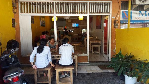 Restaurant Pas Cher Kuta