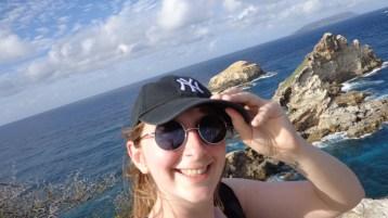Ca fait une bonne semaine que je suis en Guadeloupe eeeet toujours aussi pâle !