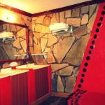 Bathrooms -- Le Bambou Gorilla Lodge