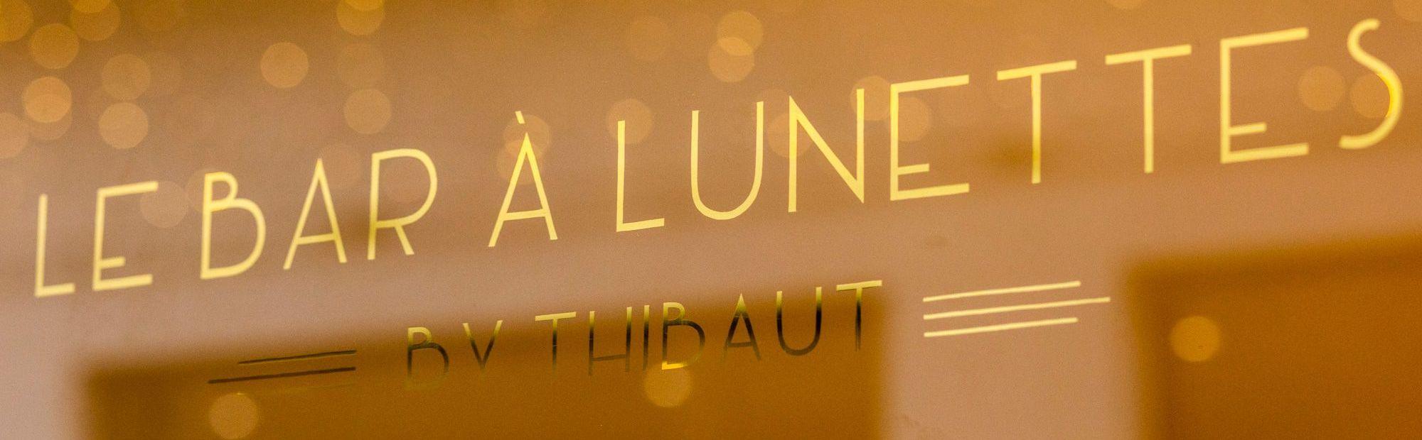 Le Bar à Lunettes By Thibaut, opticien à Liège - Travail du doreur Jérémy Goffart alias Miles-Signs
