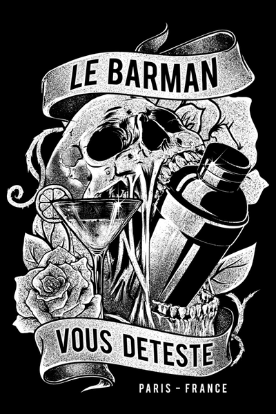 Skull_and_Shaker-Le_Barman_Vous_Deteste