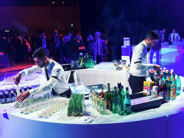 Les bars éphémères débarquent dans les soirées - Le Barman Vous Deteste