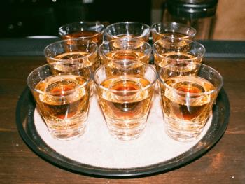 Ce que les shots mignons révelent de toi - Le Barman Vous Deteste