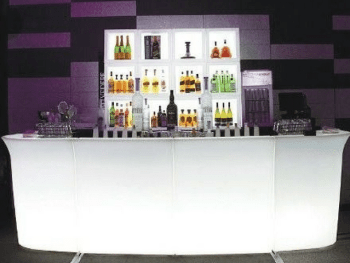 Bar luxe de Bar Events - Le Barman Vous Deteste