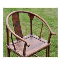 Chinese Horseshoe Chair