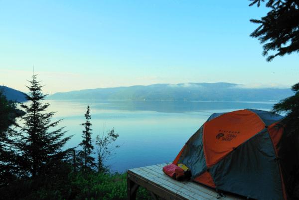 Découvrir le Fjord du Saguenay avec Fjord en Kayak et le Baroudeur