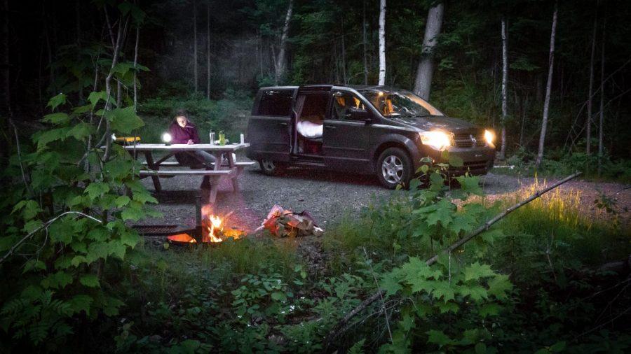 Road-trip de Baroudeurs au Québec